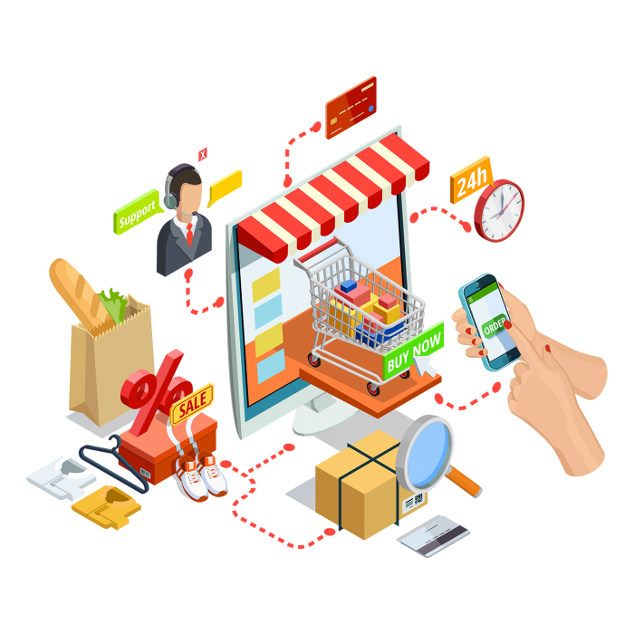 Ecommerce Website Development Company in Pune