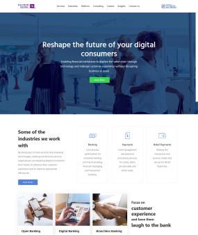 fulcrumdigital.com/fulcrum-financial-services Website Homepage