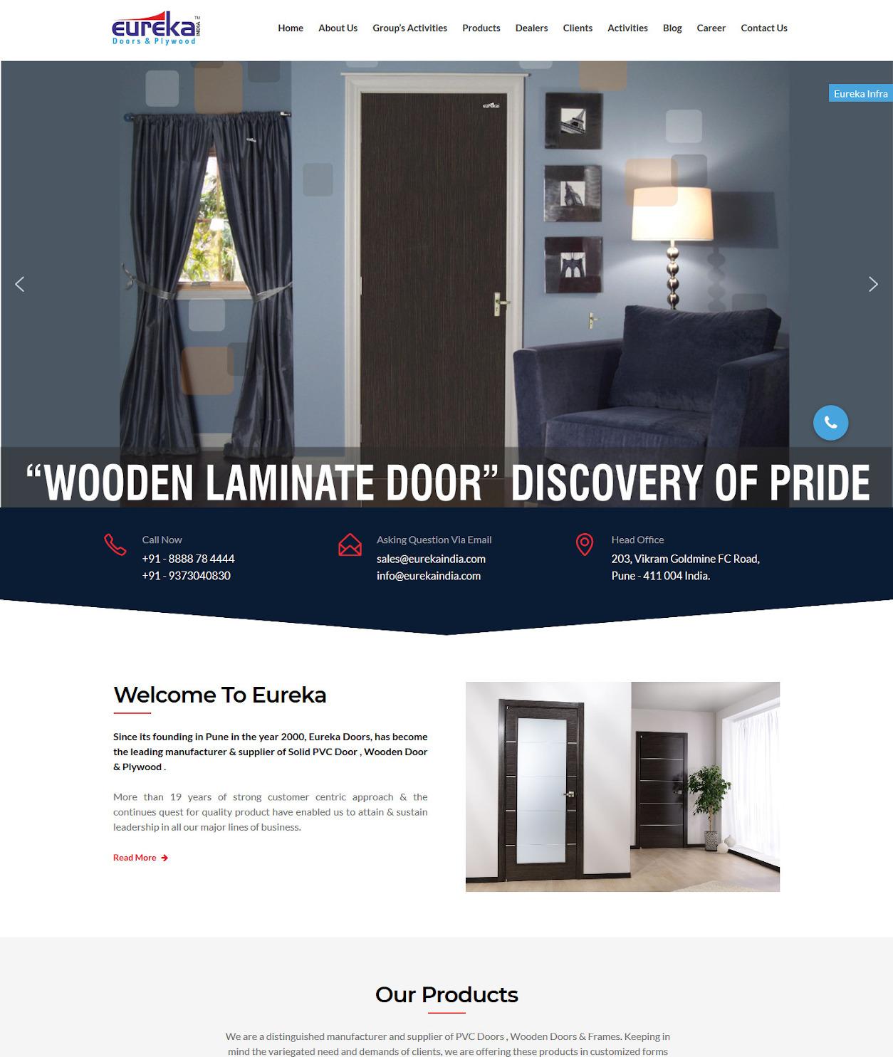 Eureka Doors